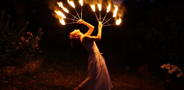 imagefilm: Feuer und Flamme…
