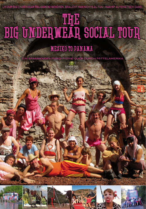 The Big Underwear Social Tour