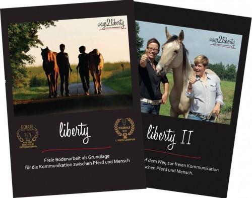 Liberty I + II DVD Paket